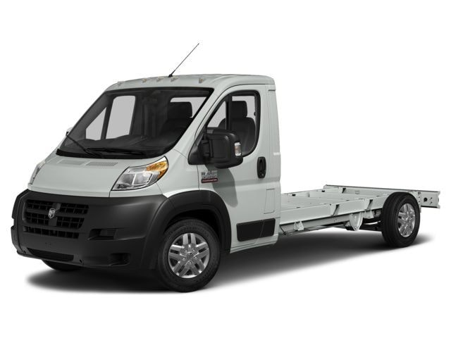 2015 Ram ProMaster 3500 CHASSIS CAB 159 WB EXT / 104 CA Extended