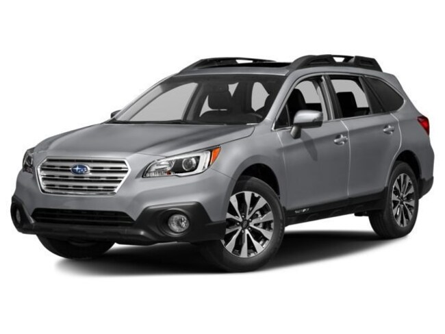 Used 2015 Subaru Outback 2.5i Limited w/Moonroof/KeylessAccess/Nav/EyeSight SUV in Bennington, VT