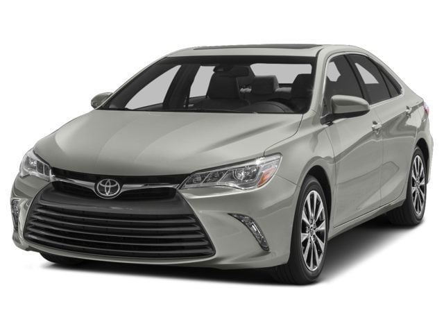 Pre-owned Vehicle Special 2015 Toyota Camry XLE Sedan for sale in Murray, UT