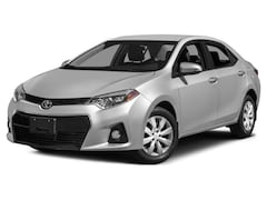 2015 Toyota Corolla S Plus Sedan