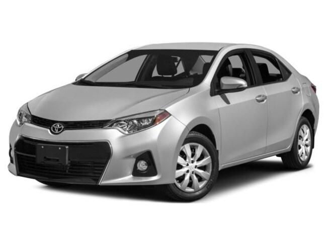 Used 2015 Toyota Corolla S Sedan in Staten Island