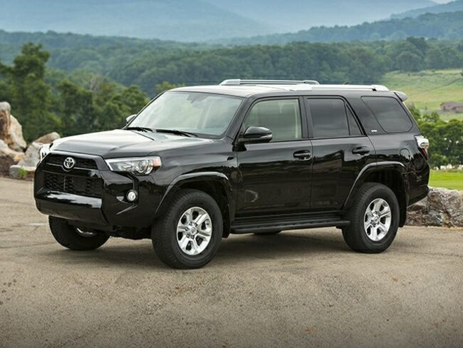 2015 Toyota 4Runner Limited SUV