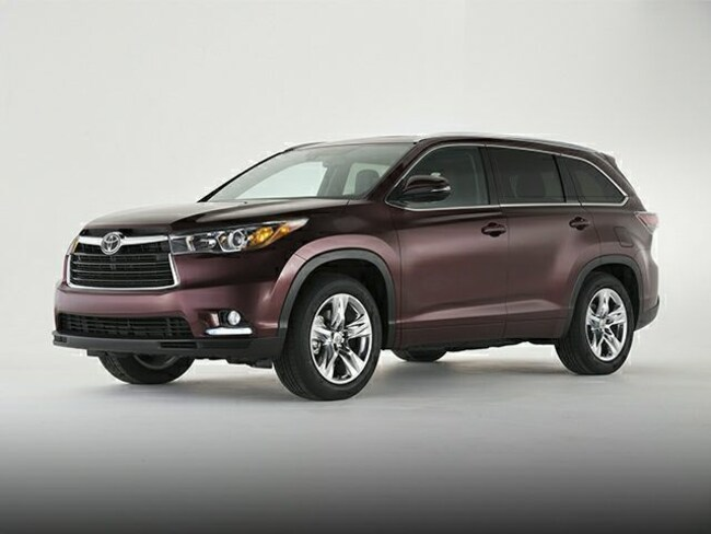 2015 Toyota Highlander For Sale >> Used 2015 Toyota Highlander For Sale At Toyota Of Bowie Vin
