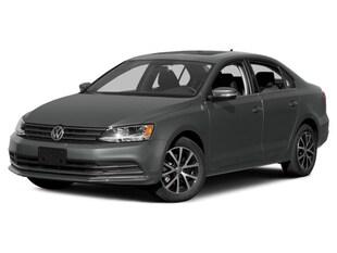 2015 Volkswagen Jetta Sedan 2.0L Base Sedan