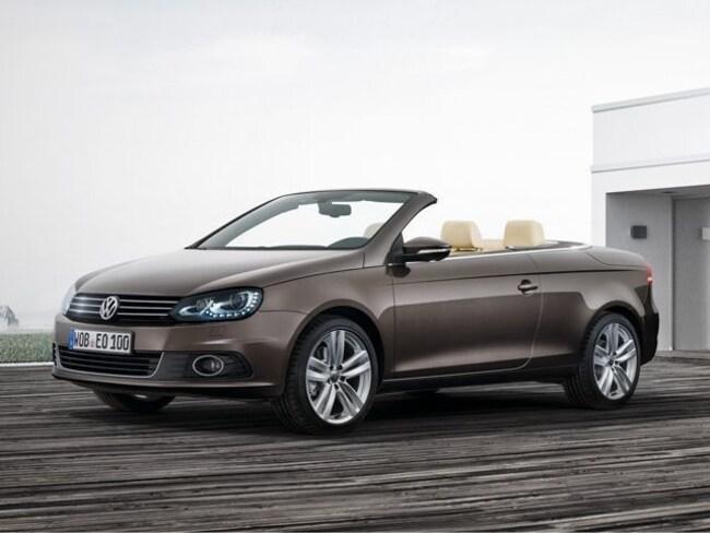 2015 Volkswagen Eos Convertible