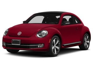 Used 2015 Volkswagen Beetle 1.8T Classic Hatchback in Indianapolis