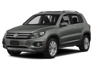 Used 2015 Volkswagen Tiguan SUV Irving, TX