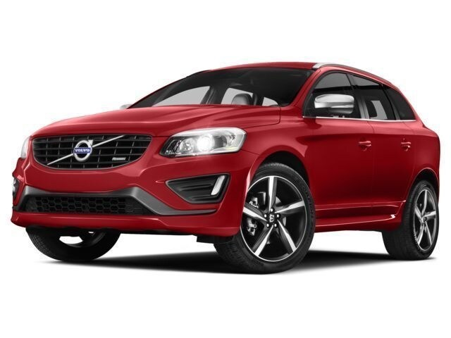 2015 Volvo XC60 T6 R-Design Platinum (2015.5) SUV YV4902RS4F2704848