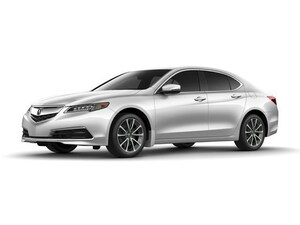 2016 Acura TLX TLX 3.5 V-6 9-AT P-AWS with Technology Package
