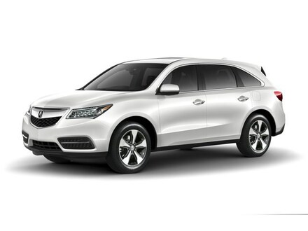 Used 2016 Acura MDX SH-AWD in West Chester, PA