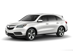 2016 Acura MDX 3.5L SUV for sale in Hendersonville, NC at Hunter Subaru
