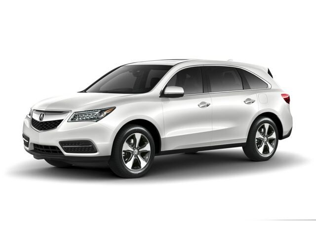 Used 2016 Acura MDX SUV Burlington MA