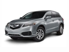 2016 Acura RDX RDX AWD SUV 6 speed automatic