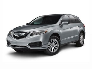 2016 Acura RDX RDX with Technology and AcuraWatch Plus Packages SUV