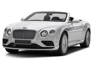 2016 Bentley Continental GT W12 Convertible