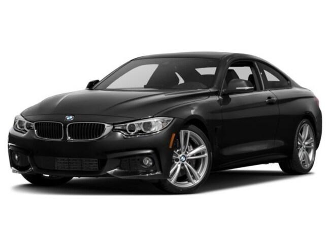 2016 BMW 428i w/SULEV Coupe