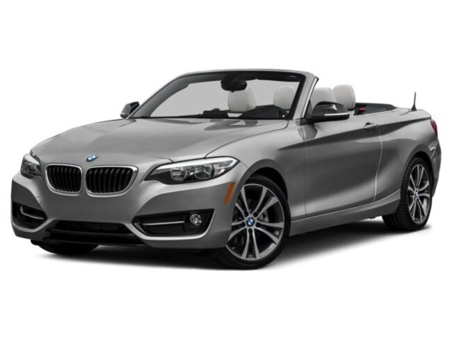 Certified Pre-Owned 2016 BMW 228i xDrive Convertible in Bridgewater NJ