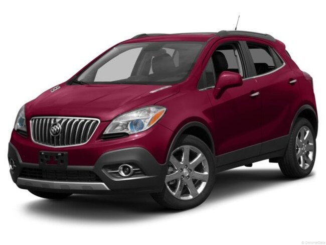 Used 2016 Buick Encore SUV for Sale in Plymouth, IN at Auto Park Buick GMC