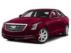 2016 CADILLAC ATS 2.0L Turbo Luxury Collection Sedan