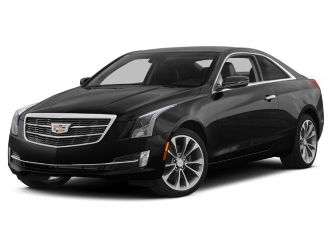 Used 2016 Cadillac ATS Luxury Coupe for sale in Fairfield, IL