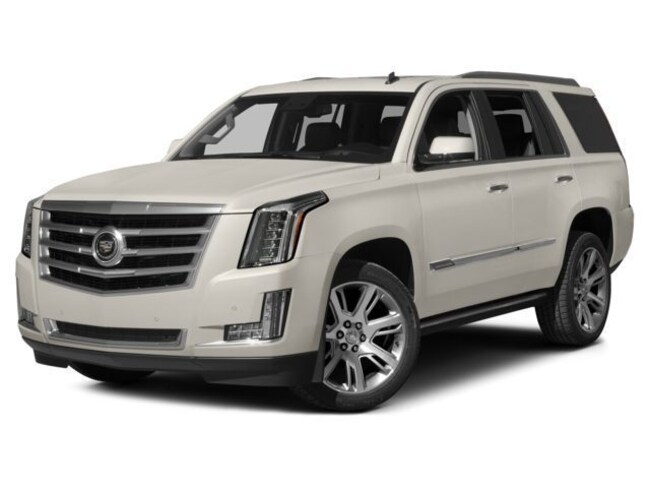 2016 Cadillac Escalade Luxury 4WD SUV