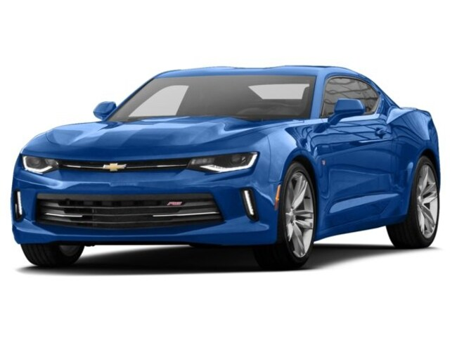 Used 2016 Chevrolet Camaro LT W/1LT Coupe in Souderton