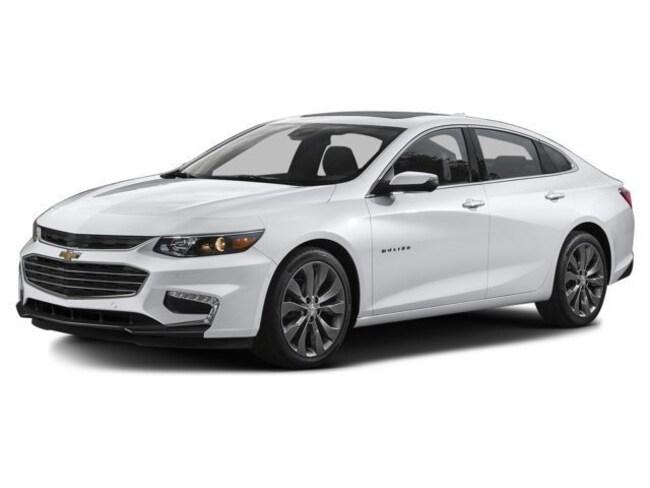 Used 2016 Chevrolet Malibu Ls W 1ls For Sale Fox Lake Il