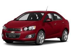 2016 Chevrolet Sonic LS Auto Sedan
