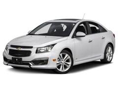 Used 2016 Chevrolet Cruze Limited LS Auto Sedan For Sale in Jasper GA