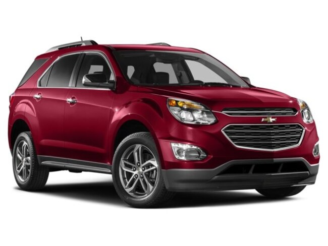 Used 2016 Chevrolet Equinox L SUV for sale in Gallipolis, OH