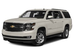 Used 2016 Chevrolet Suburban LTZ SUV in Chinook