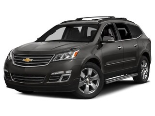 2016 Chevrolet Traverse LTZ SUV for sale in Johnstown, PA