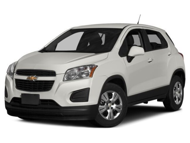 Pre-Owned 2016 Chevrolet Trax LT SUV in Monahans, TX