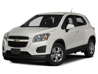 Used 2016 Chevrolet Trax LS SUV 110298 for sale in Johnstown, PA