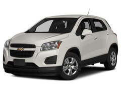 USed 2016 Chevrolet Trax for sale in Edinboro, PA