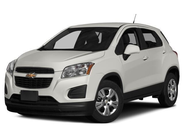 Used 2016 Chevrolet Trax LT AWD LT  Crossover in Needham, MA