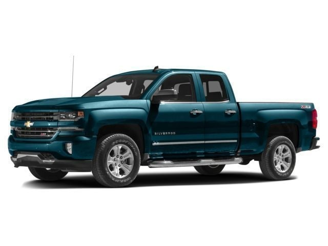 New 2016 Chevrolet Silverado 1500 Silverado Custom Truck Double Cab Buffalo NY