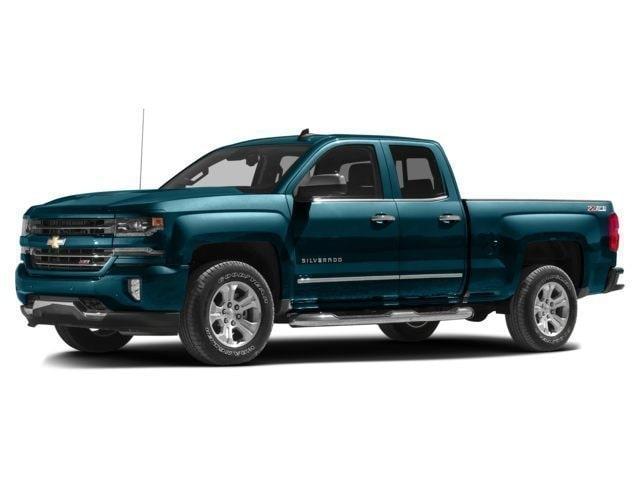 New 2016 Chevrolet Silverado 1500 LT Truck Double Cab Buffalo NY