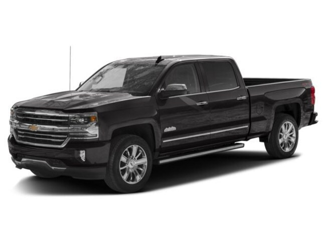 2016 Chevrolet Silverado 1500 High Country Crew Cab Truck