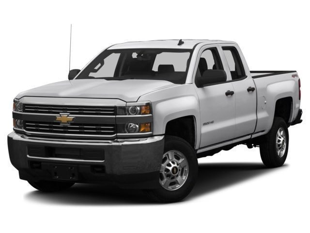 2016 Chevrolet Silverado 2500HD Work Truck Truck Double Cab