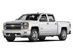2016 Chevrolet Silverado 2500HD High Country Truck Crew Cab