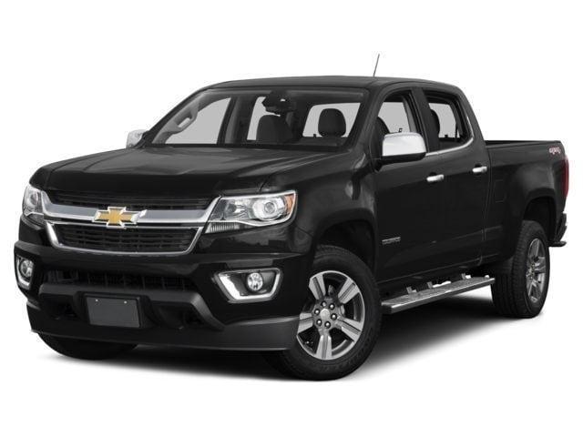 New 2016 Chevrolet Colorado Z71 Truck Crew Cab Buffalo NY