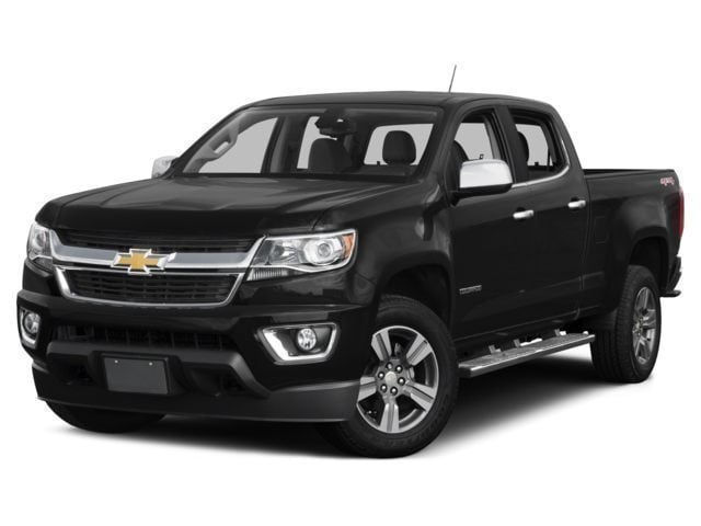 2016 Chevrolet Colorado 4WD WT Truck Crew Cab