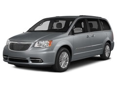 Certified pre-owned cars, trucks, and SUVs 2016 Chrysler Town & Country Limited Van LWB Passenger Van for sale near you in Montague, MI