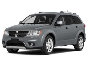 2016 Dodge Journey R/T AWD SUV