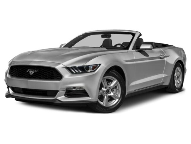 Used 2016 Ford Mustang V6 Convertible Dublin, CA
