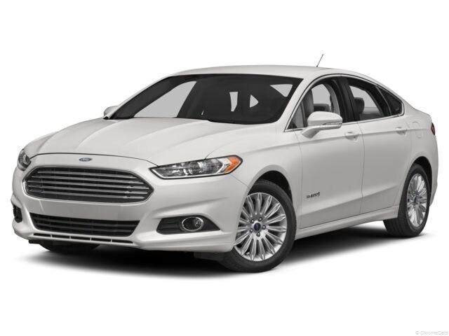 2016 Ford Fusion Hybrid S Sedan