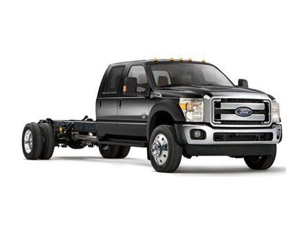 2016 Ford F-450 Chassis 2WD Crew Cab 176 WB 60 CA XL