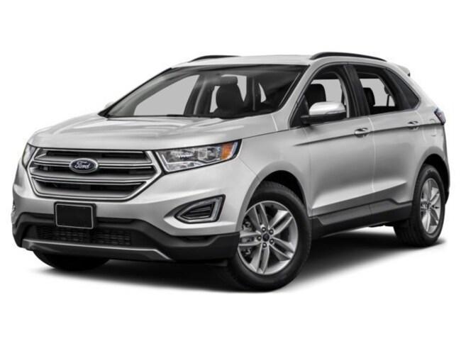 2016 Ford Edge Titanium Sport Utility