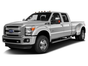 2016 Ford F-350SD King Ranch Truck